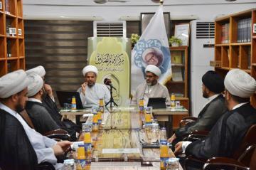 مركز الإمام الصادق عليه السلام يقيم ندوته العلمية التخصصية بمناسبة عيد الغدير